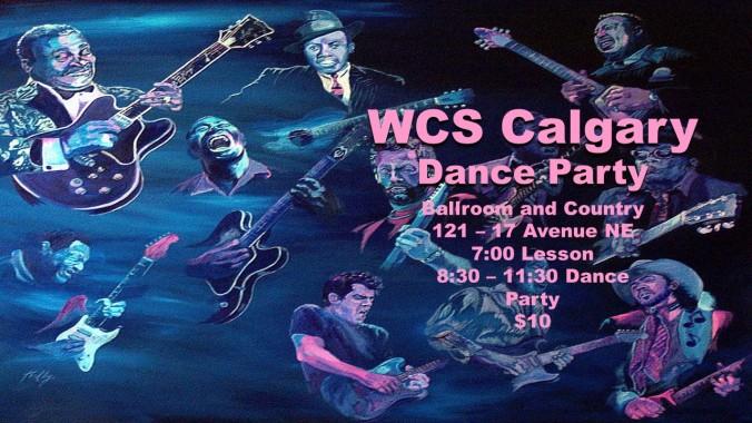 july 22 Pre Blues dance